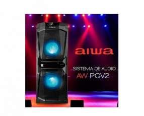 Parlante Portatil Ingresá AIWA AW-POV2