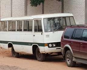 Toyota Coaster Mini Bus 1977