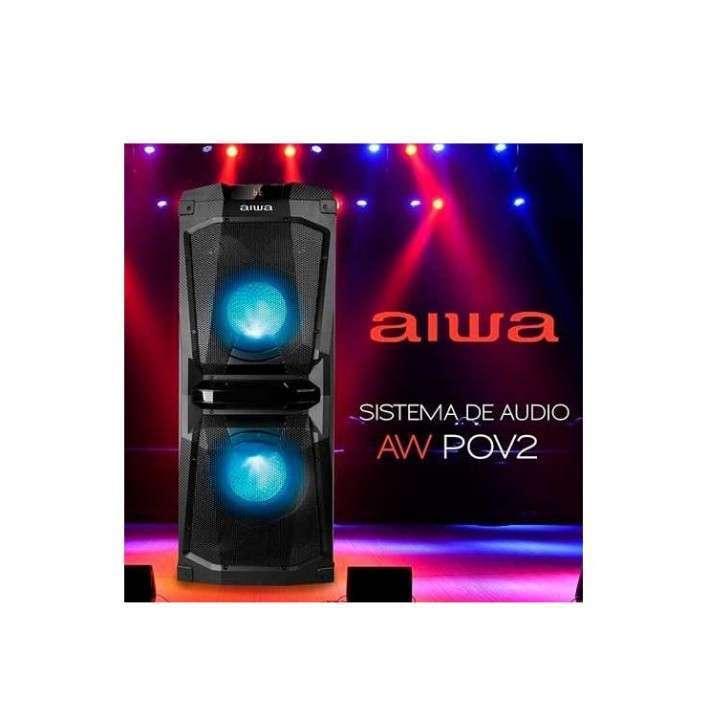 Parlante portátil Aiwa – AW POV2 - 1