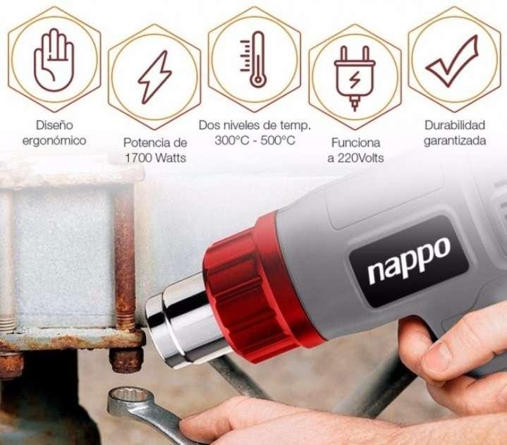 Pistola de calor Nappo - 1
