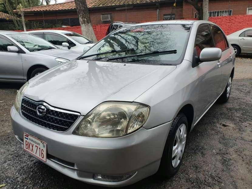 Toyota Corolla 2002 - 0