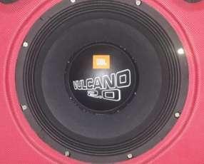 Subwoofer JBL Vulcano 2.0