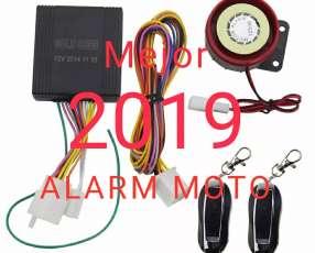 Alarma de moto/auto 2019