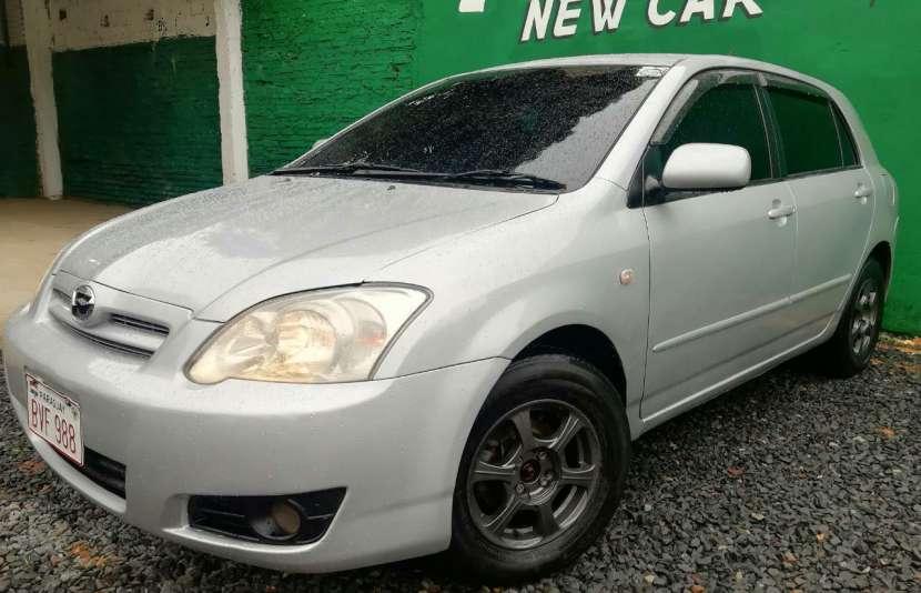 Toyota Allex 2005 - 1