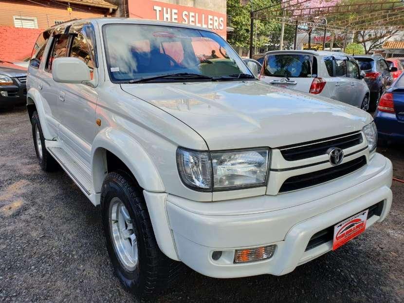 Toyota Toyota hilux surf 2002 - 1
