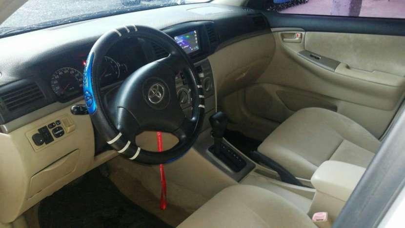 Toyota Allex 2005 - 3