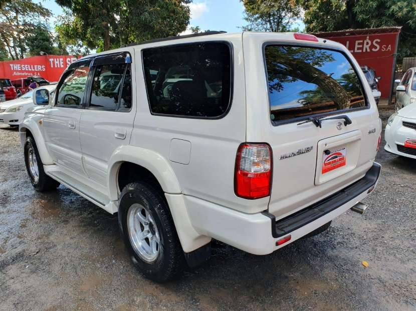 Toyota Toyota hilux surf 2002 - 4