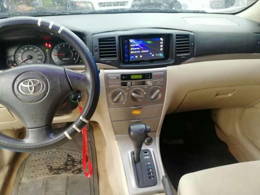 Toyota Allex 2005 - 9