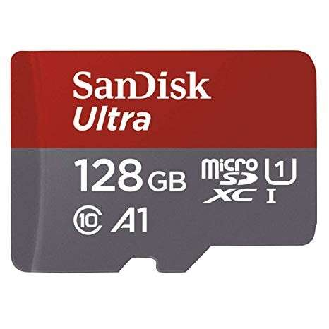 SD Sandisk Ultra 128 GB - 3