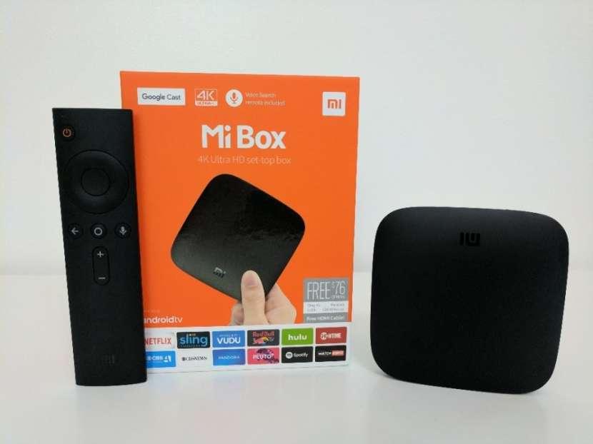 Xiaomi Mi Box 4k Global - 1