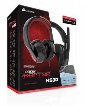 Auricular Corsair ca-9011121-na-y gaming raptor hs30