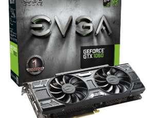 VGA EVGA GTX 1060 6 GB DDR5 1506 DVI/HDMI/3DP/192BI