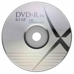 DVD-R V 8.5 GB