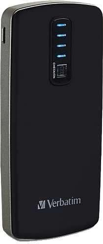 Cargador verb 98019 portátil p/ celular / 3500 mah - 0