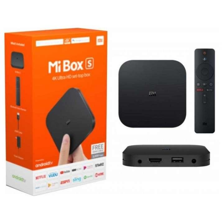 Xiaomi Mi Box 4k Global - 7