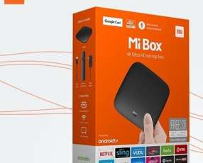 Xiaomi Mi Box 4k Global