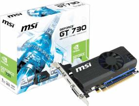 VGA MSI GT730 OC 1GB/DDR5/64 bits 1006/5000 MHZ