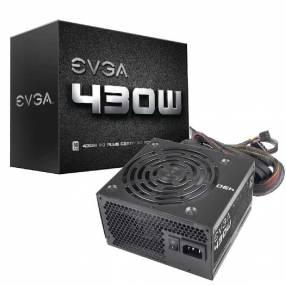 Fuente EVGA 430W 80 plus white 100-W1-0430-KR