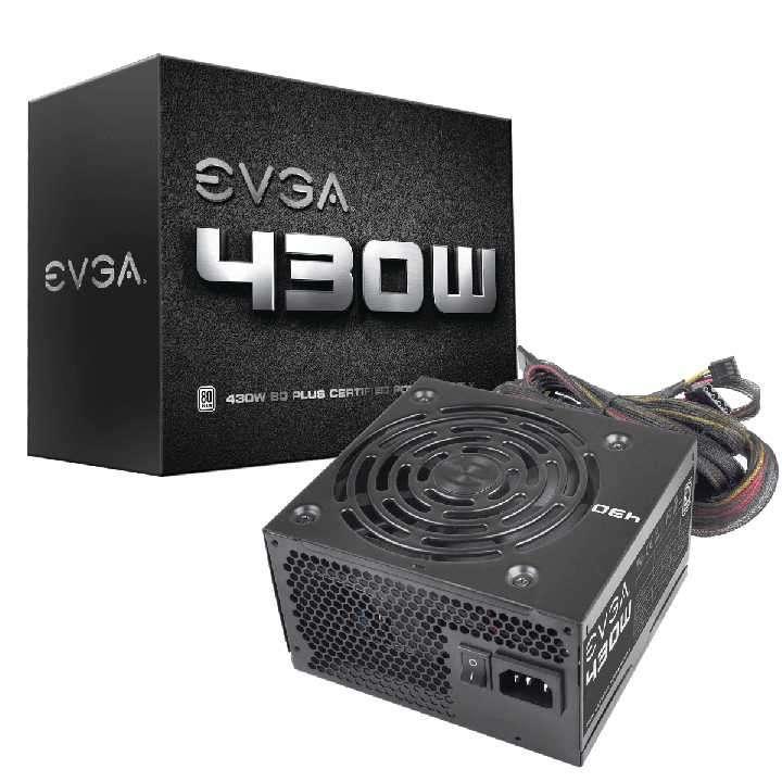 Fuente EVGA 430W 80 plus white 100-W1-0430-KR - 0
