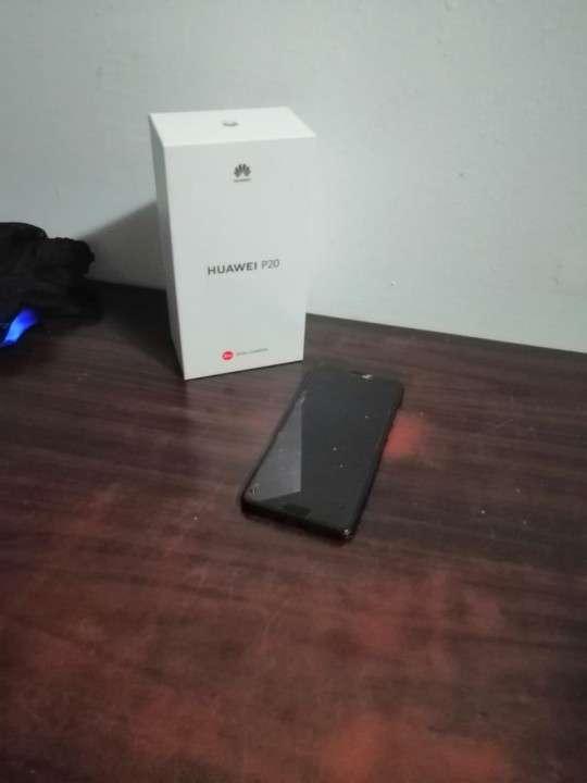 Huawei P20 de 128 gb impecable - 2