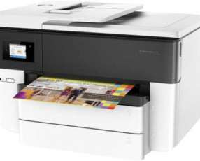 Impresora HP 7740 W multifunción fax A3