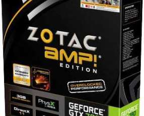 VGA ZOTAC GTX780 AMP 3GB/DDR5/384 bit 1006/6208