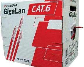 Cable utp cat 6 furukawa