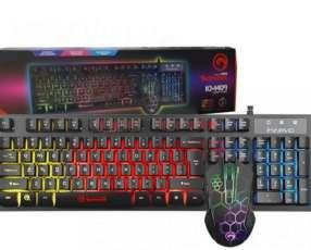Teclado + Mouse Gamer