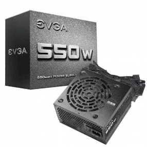 Fuente EVGA 550W White 100-N1-0550