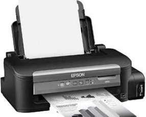 Impresora Epson M105 workforce wir