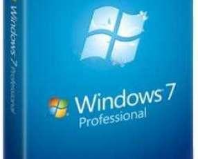 MS OEM Windows 7 PRO 32 Bits