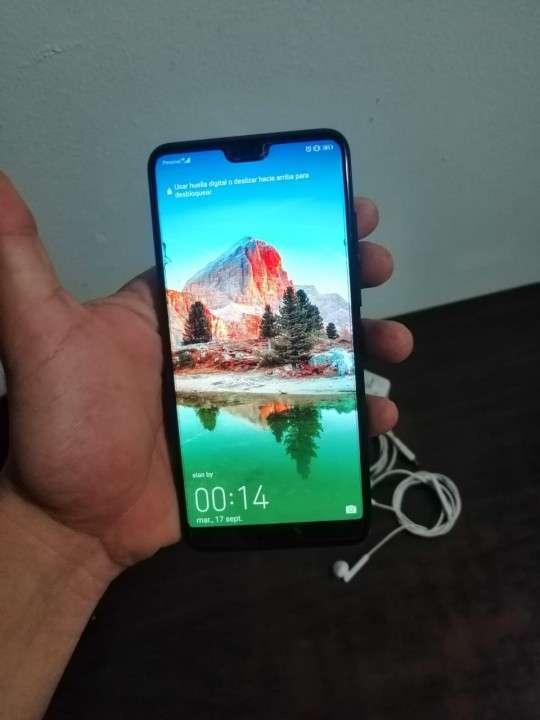 Huawei P20 de 128 gb impecable - 1