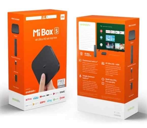 Xiaomi Mi Box 4k Global - 8