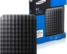 HDD EXT 500 GB Samsung 3.0 USB Negro