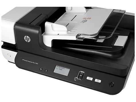 Scanner HP 7500 Enterprise - 0