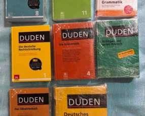 Libros Duden Alemán