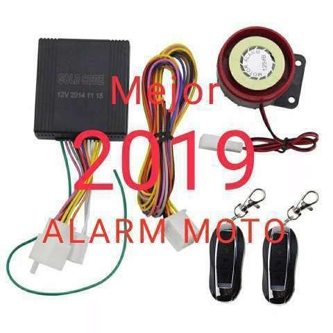 Alarma de moto auto 2020 incluso instalación - 0