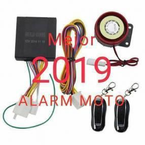 Alarma de moto con instalación
