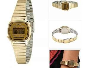 Reloj Digital Casio Retro LA670WGA- 9D