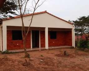 Casa en Ypané