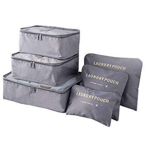 Organizador de 6 piezas para maletas - 2