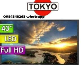 TV LED Tokyo de 43 pulgadas