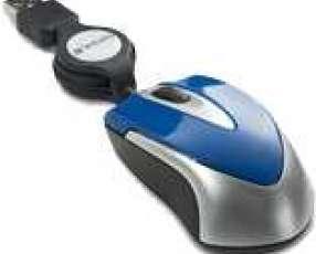 Mouse verb 97249 mini travel azul