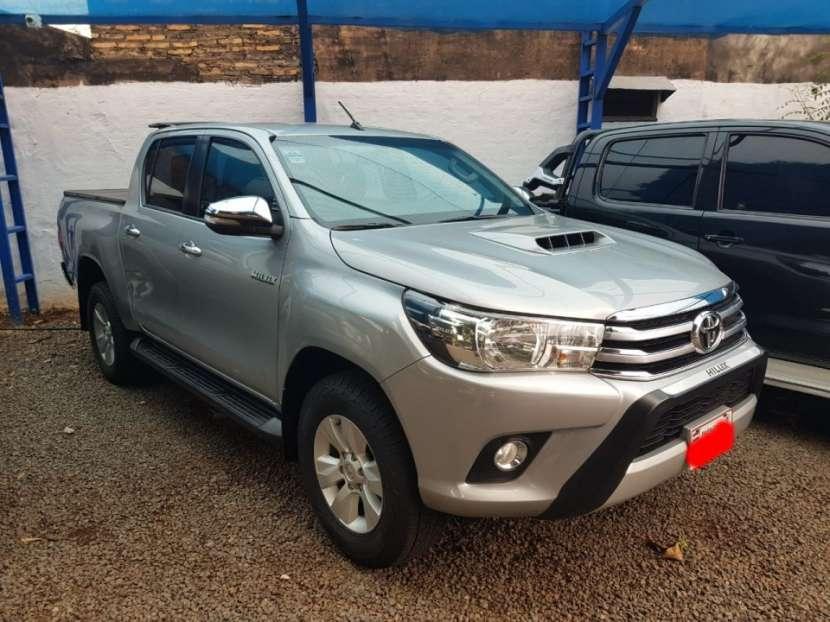 Toyota Hilux 2016 - 0