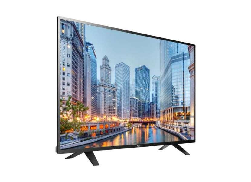 TV AOC 55 pulgadas LE55F1761 FHD/usb/hdmi/digital/smart - 0