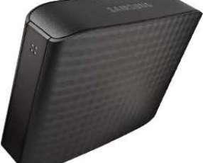 HDD EXT 2.0 TB Samsung 3.0 usb negro