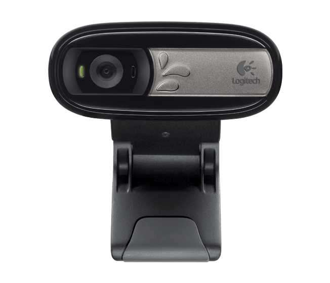 Cámara web logitech 960-000946 C170 USB - 0