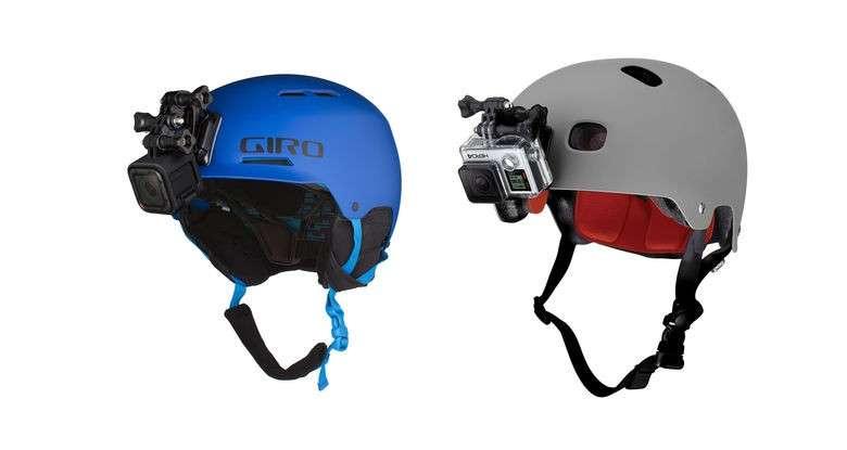 GO Pro ahfmt-001 soporte frontal p/ casco - 0