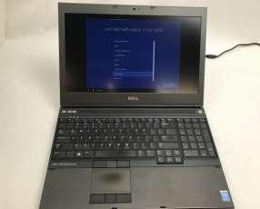 Notebook Dell Precisión M4800