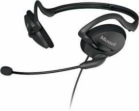Auricular Microsoft 2AA-00008 LX-2000